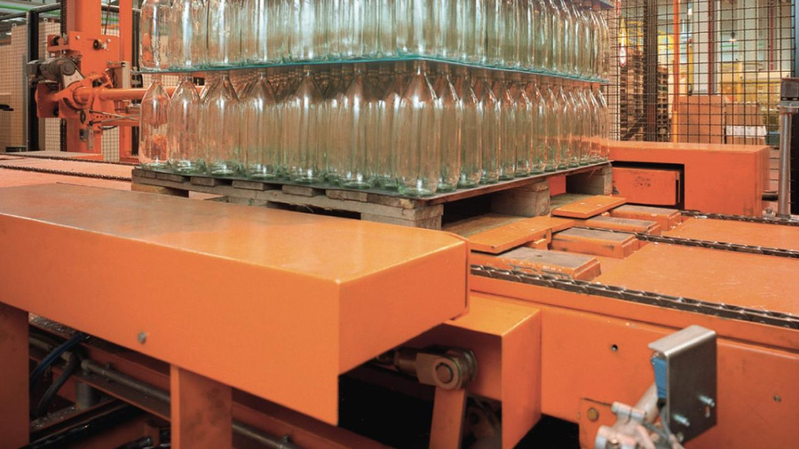 MSK Transtech conveyor systems - pallet conveyors and modules